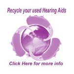 Recycle Used Hearing Aids